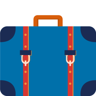 Storage luggage