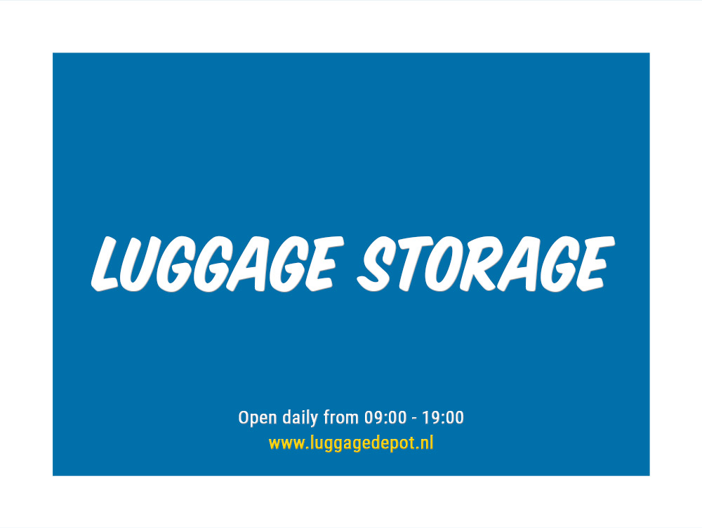 Amsterdam Storages Luggage